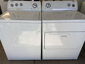 Whirlpool commercial washer and Gas dryer for Sale in Oceanside, CA