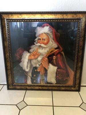 Santa Clause Picture for Sale in Alma, AR