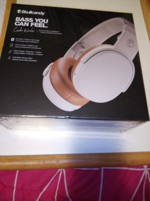 Headphones Skullcandy crusher wireless for Sale in San Diego, CA