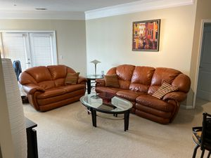 Living Room Set (couches and tables) no checks as payment for Sale in Arlington, VA