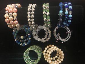 Wrap bracelets for Sale in Washington, MD