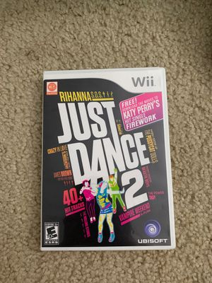 Just Dance 2 wii for Sale in Diamond Bar, CA
