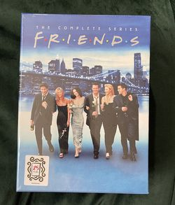 FRIENDS The Complete Series - Dvd for Sale in Artesia,  CA