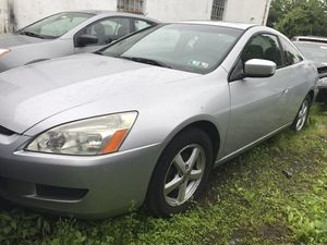 2003 HONDA ACCORD EX COUPE for Sale in Philadelphia, PA