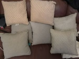 Patio furniture pillows for Sale in Lawrenceville, GA