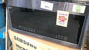 Samsung microwave over range NKDG for Sale in Los Angeles, CA