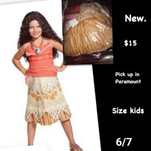 Moana costume for Sale in Paramount, CA