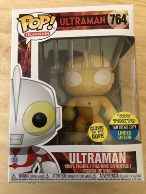 SDCC 2019 Funko POP! Television Uktraman #764 Toy Tokyo *Limited Edition* for Sale in San Diego, CA