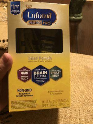 Enfamil neuro pro for Sale in Vancouver, WA