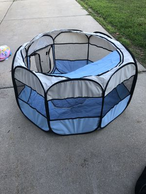 Portable dog pen for Sale in Willow Springs, IL