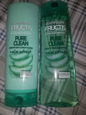 Garnier Fructis Pure clean shampoo and conditioner for Sale in Enterprise, NV