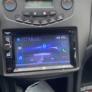 Dual Double Din With Bluetooth Music for Sale in Rockville, MD