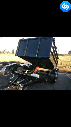 Trailers for sale dumps utilities car haulers for Sale in Rialto, CA