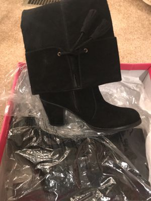 New Women's size 8.5 Black Boots for Sale in Etna, OH