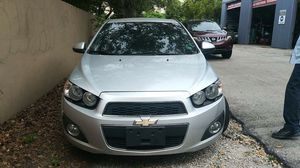 Chevy Sonic 2012 $3000 OBO for Sale in HALNDLE BCH, FL