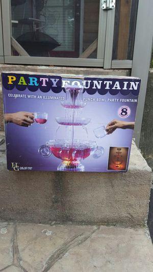Illuminated Party Fountain for Sale in Lexington, KY