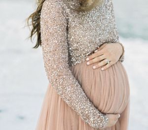 ASOS taupe blush maternity dress size 8 US. Only tried on for a photo. Selling half off the price. for Sale in Glendora, CA