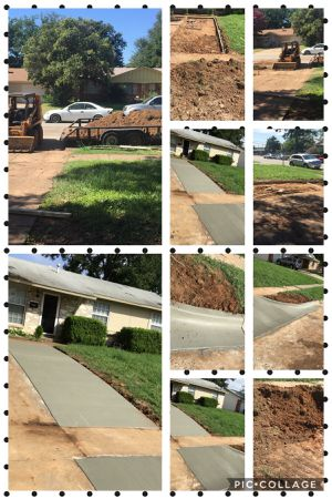 Concrete project for Sale in Dallas, TX