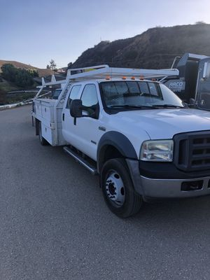 2007 ford f450 utility work truck for Sale in Burbank, CA