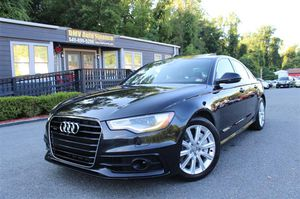 2013 AUDI A6 for Sale in Stafford Courthouse, VA