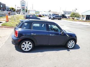 2011 mini Cooper s country man for Sale in ALAMEDA, CA