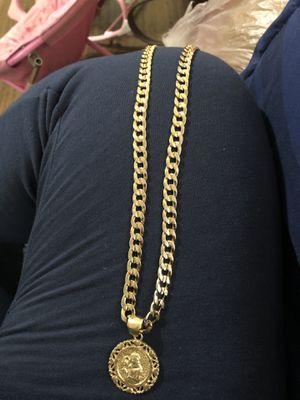 Gold Chain 18k for Sale in Dallas, TX