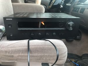 Onkyo TX 8020 stereo reciever for Sale in Saint Charles, MO