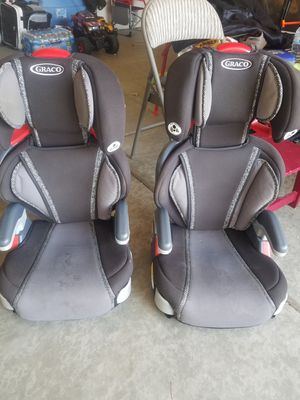 2 convertible car seats for Sale in Rancho Cucamonga, CA