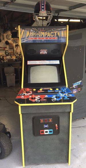 High Impact Football Arcade Game for Sale in Bowie, MD