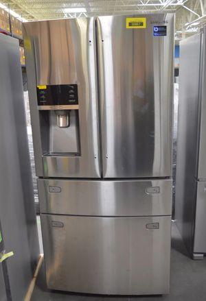 "Samsung 33"" 4-Door Refrigerator- Stainless Steel for Sale in Santa Monica, CA"