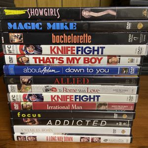 Rated R DVD's for Sale in Greencastle, PA