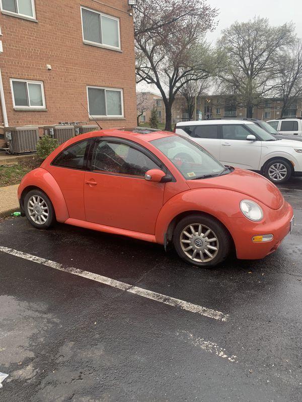 2004 Volkswagen Bettle Bug