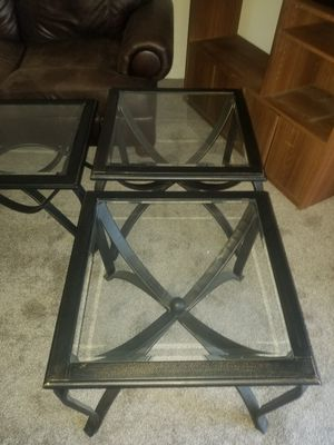 Coffee Table and Two End Tables for Sale in Washington, DC