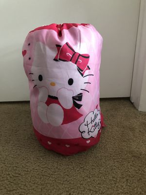 Hello Kitty Sleeping Bag for Sale in Hayward, CA