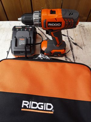 Ridgid drill for Sale in San Diego, CA