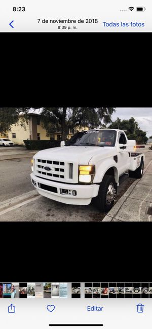 Ford f450 super duty for Sale in Hialeah, FL