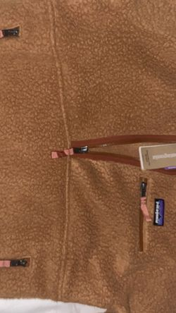 Brown patagonia jacket for women for Sale in Huntington Park,  CA