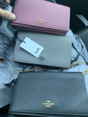 COACH BAG 200$ EACH 400$ FOR ALL 3 for Sale in Newark, NJ