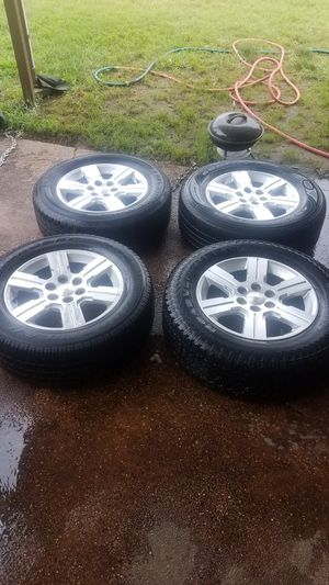 18 inch chevy traverse for Sale in Memphis, TN