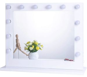 Chende Hollywood Liqhted Makeup Vanity Mirror Liaht, Makeup for Sale in Rialto, CA