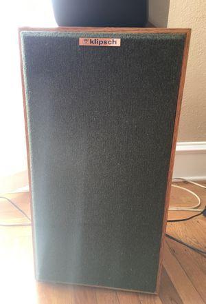 Vintage pair of Klipsch kg3 speakers . Perfect condition for Sale in Berkeley, CA