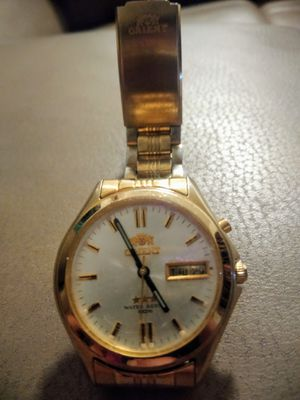 Used watch in good condition orient brand for Sale in Miami Gardens, FL