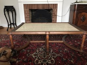 Brown Jordan coffee table for Sale in Richmond, VA