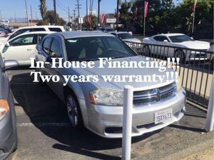 2012 Dodge Avenger for Sale in Downey, CA