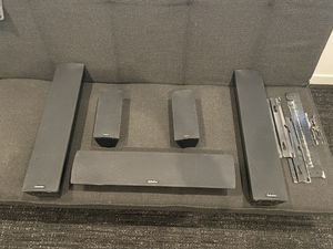 Definitive Technology Surround Speaker Set for Sale in Culver City, CA