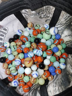 "Glass blown marbles ""rare"" collector's for Sale in Latrobe, PA"