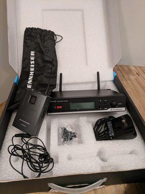 2 Sennheiser wireless Lav mic kits for Sale in Nashville, TN