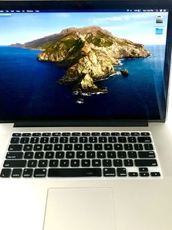 "Mid-2015 Apple MacBook Pro Retina 15"" Laptop for Sale in Seattle,  WA"