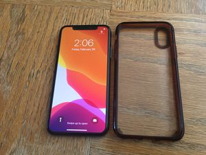 Iphone X 256gb Unlocked for Sale in Westminster, CO