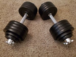 YES4ALL ADJUSTABLE DUMBBELLS for Sale in San Diego, CA